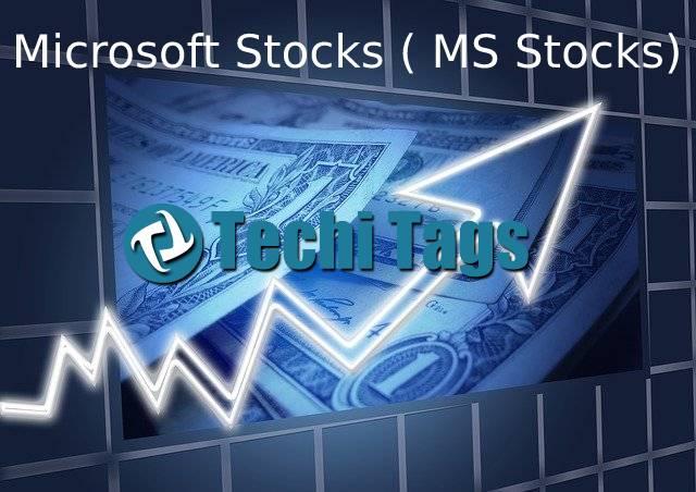 Microsoft Stocks
